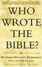Ричард Эллиотт Фридман «Кто написал Библию?»